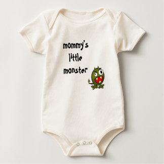 Weinig Monster van de mama Baby Shirt