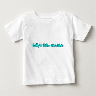 weinig munchkin van de papa baby t shirts