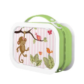 Weinig Oerwoud Jill Lunch Box van de Aap Lunchbox