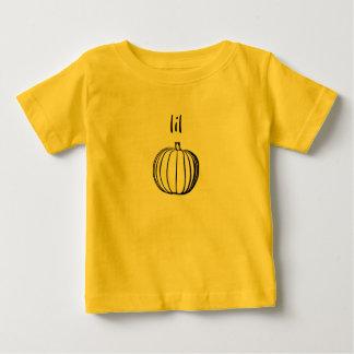 weinig pompoen baby t shirts