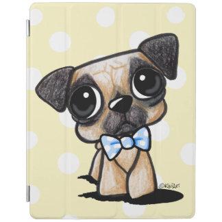 Weinig Pug Darlin iPad behandelt iPad Cover