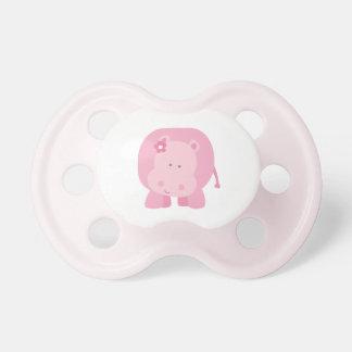 Weinig Roze Hippo | Fopspeen van het Baby voor