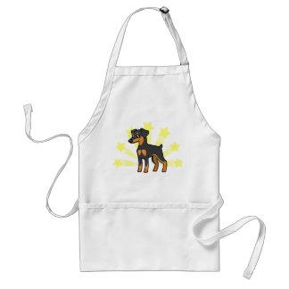 Weinig Ster MiniatuurPinscher /Manchester Terrier Standaard Schort
