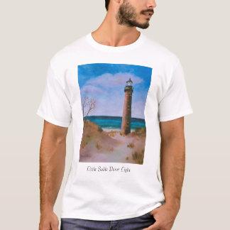 Weinig T-shirt van de Vuurtoren van het Punt van