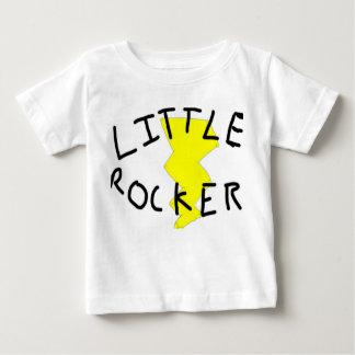 Weinig tuimelschakelaar baby t shirts