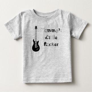 Weinig Tuimelschakelaar van de mama Baby T Shirts