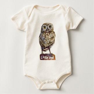 Weinig uil baby shirt