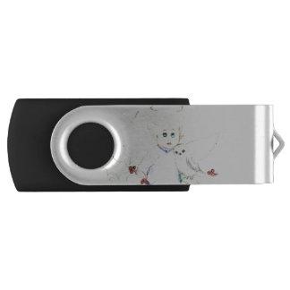Weinig Zacht en Dromerige Engel - USB Stick