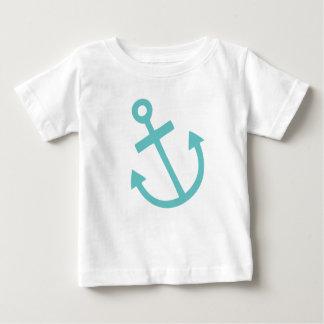 Weinig ZeevaartAnker van de Kapitein Baby T Shirts