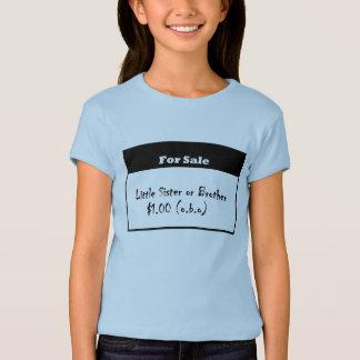 Weinig Zuster of Broer voor Verkoop T Shirt