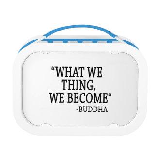 Welk wij Ding wij worden Lunchbox
