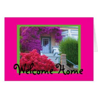 Welkom Huis Kaart