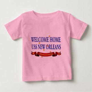Welkom Huis USS New Orleans Shirt