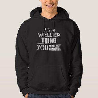 Weller Hoodie
