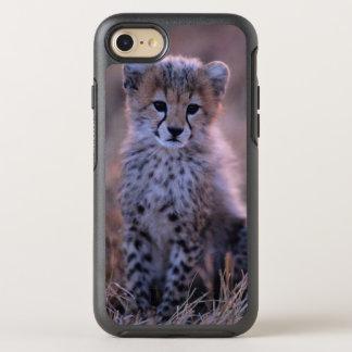Welp | van de jachtluipaard Savanne, Kenia OtterBox Symmetry iPhone 8/7 Hoesje