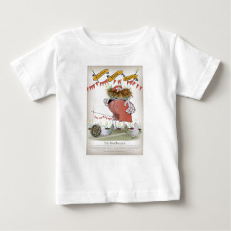 Welse keeper baby t shirts