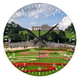 Wenen - Gloriette Grote Klok