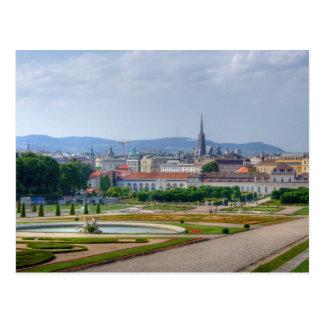Wenen, Oostenrijk Briefkaart