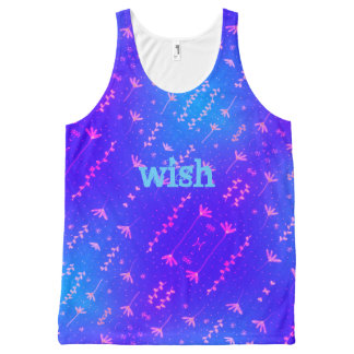 wens All-Over-Print tank top