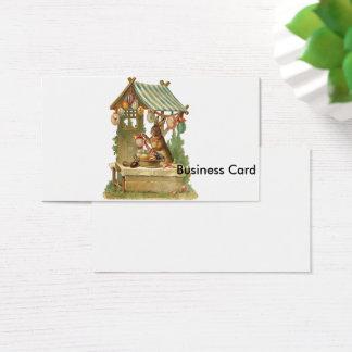 Wensend u een Gelukkige Pasen Visitekaartjes