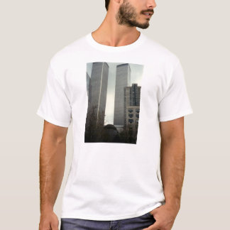 wereld handelscentrum t shirt