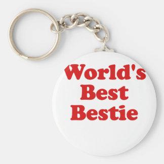 Werelden Beste Bestie Sleutelhanger