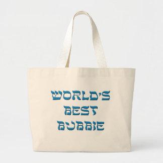 Werelden Beste Bubbie Grote Draagtas