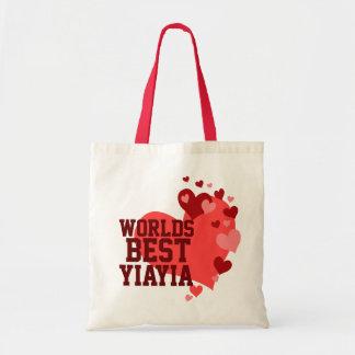 Werelden Beste Gepersonaliseerde YiaYia Draagtas