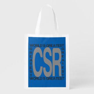 Werelden Grootste CSR Herbruikbare Boodschappentas