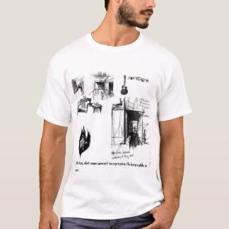Werelden van art. t shirt