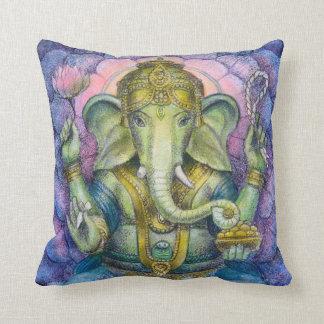 Werp Spirituele Art. van Ganesha van de Olifant Sierkussen