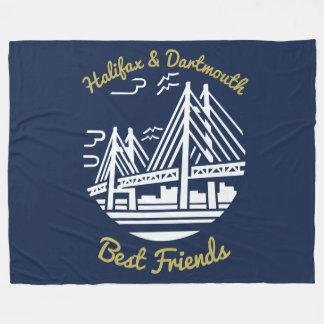 Werpt de Beste de vriendenvacht van Halifax Fleece Deken