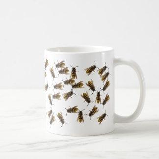 Wespen Koffiemok