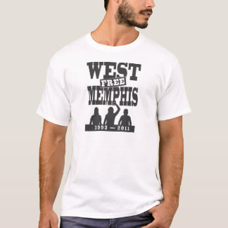 West- Memphis Drie T Shirt