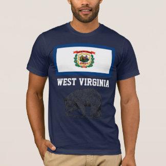 West- Virginia: Uh….Enkel ten westen van Virginia T Shirt