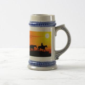 Western cowboy-cowboy-Texas-western-land Bierpul