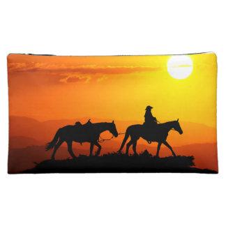 Western cowboy-cowboy-Texas-western-land Make-up Tasje