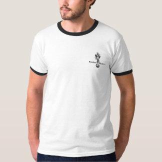 Westerne Elektrische Wijnoogst T Shirt