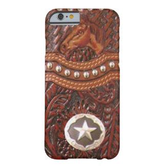 """Westerne iPhone 6 van het """"wild paard"""" hoesje"""