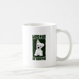 Westie is Bestie Koffiemok