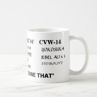 Westpac '94, cvn-70, cvw-14 koffiemok