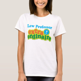Wet Professor Extraordinaire Gift Idea T Shirt