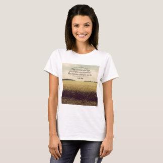 Wetend Wat u kunt doen T Shirt