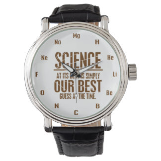 Wetenschap bij Zijn Beste Horloge