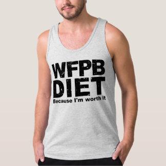 WFPB ik ben (blk) de moeite waard T Shirt