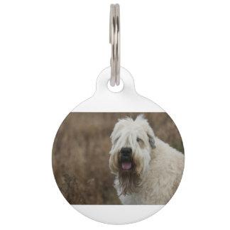 wheaten-Terrier 2 Huisdierpenning