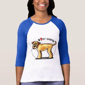 Wheaten Terrier Minnaar van SCWT T Shirt