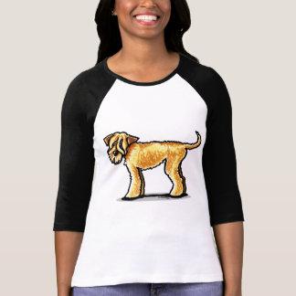 Wheaten Terrier Voorgestelde Hoogtepunt van SCWT T Shirt