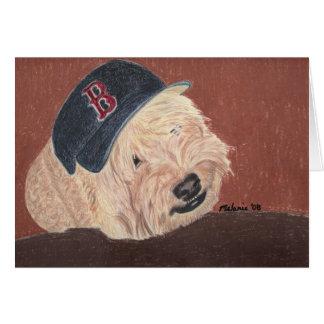 Wheaten Terrier - Wheatie Briefkaarten 0
