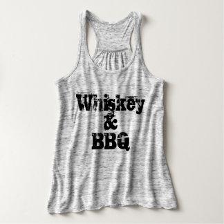 Whisky & BBQ Tanktop